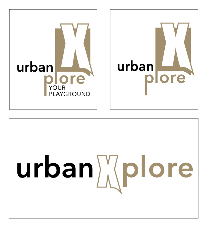 Logodesign mit Variationen