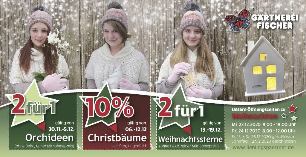 Kunden Weihnachtspost